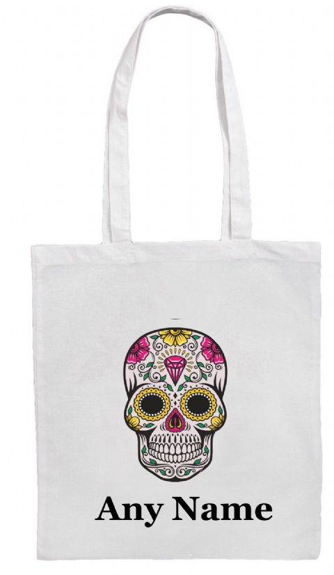 Candy Skull Shoulder Bag 3